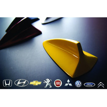 Antena Shark Decorativa Vw Audi Ford Fiat Chevrolet Peugeot