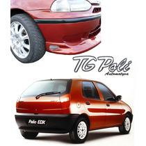 Spoiler Dianteiro Fiat Palio G1 1996 A 2002 Tgpoli C/ Tela