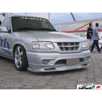 Spoiler Do Para-choque Dianteiro Gm Chevrolet S10 99/01