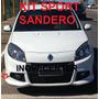 Saia Dianteira Do Kit Sport Renault Sandero 13 2014 2ª Geraç