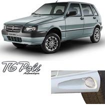 Spoiler Lateral Fiat Uno 1985 A 2010 Tgpoli C/ Tela