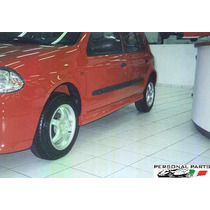 Spoilher Lateral Do Sandero Renault.