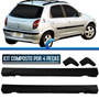 Kit Spoiler Celta 4p E Prisma 03 - 12 Original Gm Novo