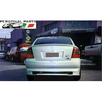 Gm Astra Hatch Ou Sedan 99/02 Spoiler Traseiro - Modelo: Hat