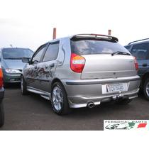 Fiat Palio 2001 Spoiler Traseiro