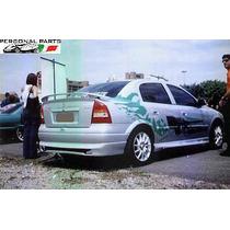 Gm Astra Hatch Ou Sedan 99/02 Spoiler Traseiro - Modelo: Sed