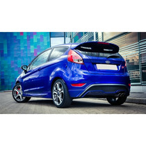 Spoiler Traseiro P/ Ford New Fiesta Hatch