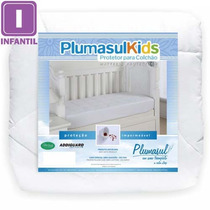 Protetor Colchao Impermeavel Baby 233fios 100%algodao-pluma