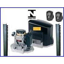 Kit Portão Eletrônico Unisystem Veloz Price 1/4 Hp