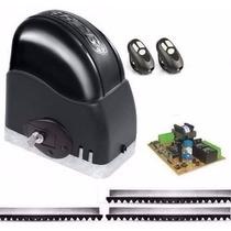 Kit Motor P/ Portão Eletrônico Deslizante Rcg + Frete Grátis