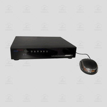 Dvr Stand Alone Luxvision 4 Canais 120fps C/ Acesso Remoto