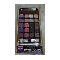 Kit Sombra The Color Institute Eyemobile 20 Cores