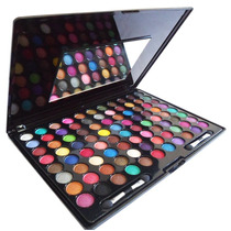 Kit Paleta Maquiagem Jasmyne 88 Cores Sombras Agora Em 3d!!