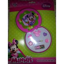 Maquiagem Infantil Minnie Disney
