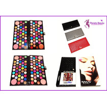 Paleta De Maquiagem 3d Sombra + Blush Macrilan + Brinde !!!