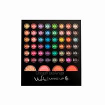 Paleta De Sombra Vult Studio 3d Com 48 Cores De Sombra