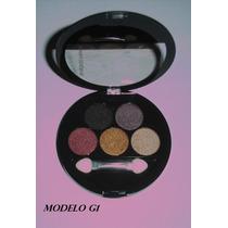 Sombra Fenzza 5 Cores 3d Menina Mulher Makeup