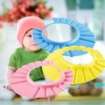 Chapéu Para Banho Protetor Olhos E Ouvidos