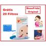 Nosefrida + 20 Filtros Aspirador Nasal Bebê - 100% Original