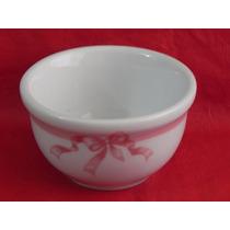 Tigela Molhadeira Porcelana Kit Banheiro Pia Presente Novo