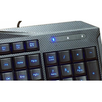 Kit Teclado E Mouse Genius Gx Gaming Km-g230 Usb 2000 Dpi