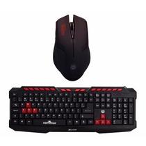 Kit Gamer Teclado Multimídia+mouse Macro Tarantula 2000dpi