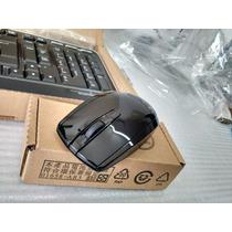 Kit Teclado + Mouse Wireless S/ Fio 1600 Dpi - Hp