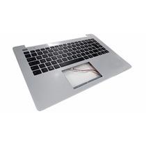 Teclado Asus Vivobook S451la Topcase + Som Aexj7601010 Br Ç