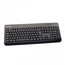 Teclado E Mouse Sem Fio 2.4ghz Abnt2 Preto - Maxprint