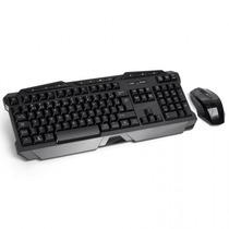 Teclado E Mouse Sem Fio Gamer Multilaser Tc166 - 2.4ghz