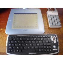 Micro Teclado , Mouse Pen 5x4 Pen Tablet E Mini Teclado