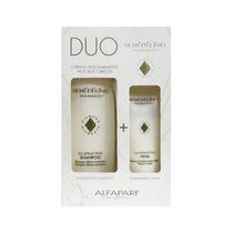 Alfaparf Semi Di Lino Kit Duo Shampoo 250ml + Máscara 150 Ml