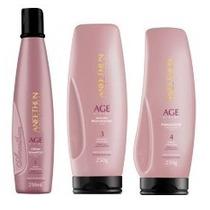 Kit Aneethun Age System Shampoo + Mascara + Finalizador