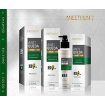 Kit Aneethun Anti Queda Therapy Shampoo + Bálsamo + Loção