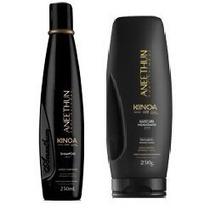 Kit Shampoo + Máscara 250 G Kinoa System - Aneethum - Kiss