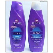 Kit Aussie C/ Shampoo 400 Ml + Condicionador 400 Ml Original