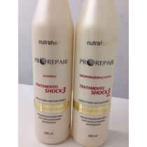 Tratamento Shok3 Nutrahair