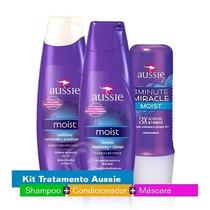Aussie Moist Kit (3 Produtos)