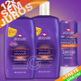 Kit Aussie Smooth Shampoo + Condicionador + 3 Minute - 865ml
