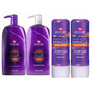 Kit Aussie Smooth: 865ml Shampoo + Condicionador + 3 Minute