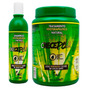 Hiper Combo Mascara 1700 + Shampoo Crece Pelo Menor Preço
