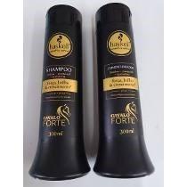 Shampoo E Condicionador Cavalo Forte Haskell 300ml Cada