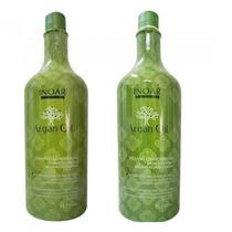 Inoar Kit Argan Oil System Shampoo De Hidratação+ Condic