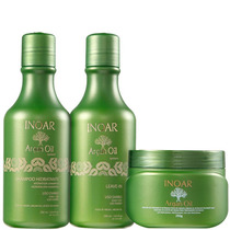 Inoar Argan Oil Hair Kit (3 Produtos) Beleza Na Web