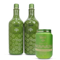 Inoar Argan Oil Kit Hidratação Intensiva