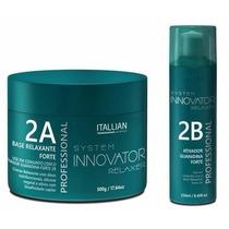 Base Relaxante 2a E Ativador Guanidina Forte 2b Innovator