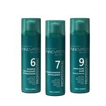 Kit Manutenção Innovator Itallian Hairtech 3 Itens - 250 Ml