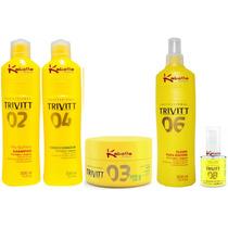 Combo 05 Produtos Trivitt - Itallian Color