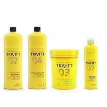 Trivitt - Kit Profissional De Tratamento N° 02,04,03 E 07