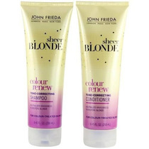 Kit Sheer Blonde Colour Correct Renew - John Frieda